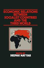 Economic Relations between Socialist Countries and the Third World