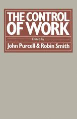 The Control of Work