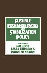Flexible Exchange Rates and Stabilization Policy