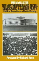 The Northern Ireland Social Democratic and Labour Party