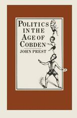 Politics in the Age of Cobden