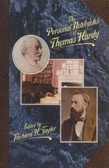 The Personal Notebooks of Thomas Hardy