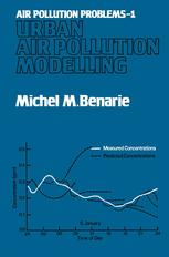 Urban Air Pollution Modelling