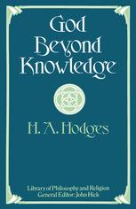 God Beyond Knowledge
