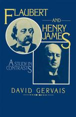Flaubert and Henry James