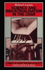 Science and Industrialisation in the USSR