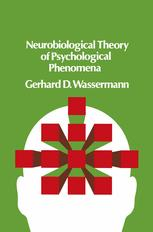 Neurobiological Theory of Psychological Phenomena