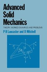 Advanced Solid Mechanics