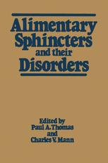 Alimentary Sphincters and their Disorders