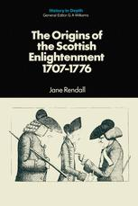 The Origins of the Scottish Enlightenment