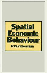 Spatial Economic Behaviour