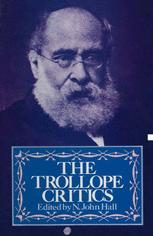 The Trollope Critics