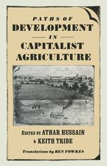 Paths of Development in Capitalist Agriculture
