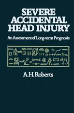 Severe Accidental Head Injury