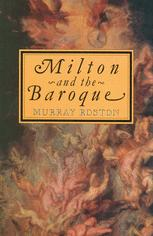 Milton and the Baroque