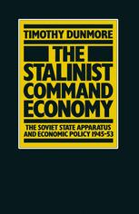 The Stalinist Command Economy