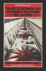 Trade and Technology in Soviet-Western Relations