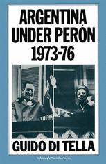Argentina under Perón, 1973–76