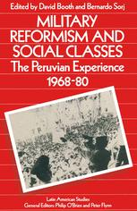 Military Reformism and Social Classes