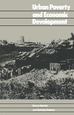 Urban Poverty and Economic Development: A Case Study of Costa Rica