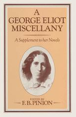 A George Eliot Miscellany
