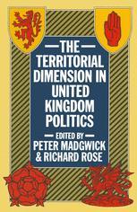 The Territorial Dimension in United Kingdom Politics