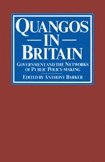 Quangos in Britain