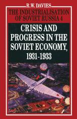 Crisis and Progress in the Soviet Economy, 1931–1933