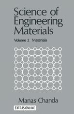 Science of Engineering Materials