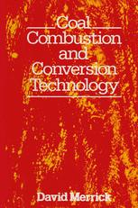 Coal Combustion and Conversion Technology