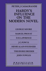 Hardy's Influence on the Modern Novel