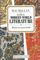 Guide to Modern World Literature