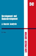 Development and Underdevelopment: A Marxist Analysis