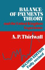 Balance-of-Payments Theory and the United Kingdom Experience