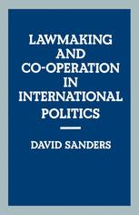Lawmaking and Co-operation in International Politics