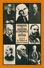 Pioneers of Modern Economics in Britain