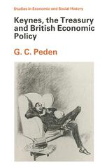 Keynes, The Treasury and British Economic Policy