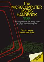 The Microcomputer Users Handbook 1985