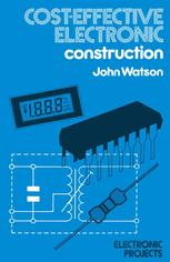 Cost-effective Electronic Construction