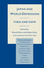 Japan and World Depression