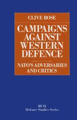 Campaigns Against Western Defence