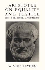 Aristotle on Equality and Justice
