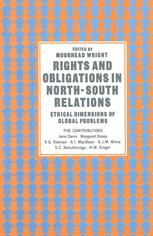 Rights and Obligations in North-South Relations