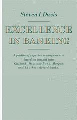Excellence in Banking
