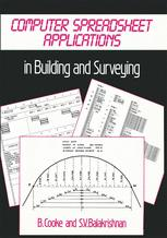 Computer Spreadsheet Applications in Building and Surveying
