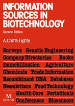 Information Sources in Biotechnology