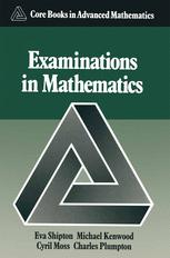 Examinations in Mathematics