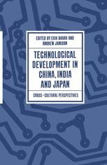 Technological Development in China, India and Japan