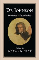 Dr Johnson