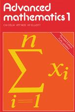 Advanced mathematics 1